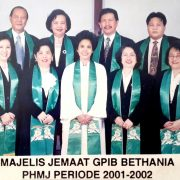 Majelis periode 2001-2002