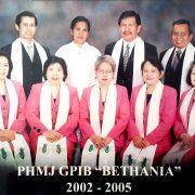Majelis periode 2002-2005